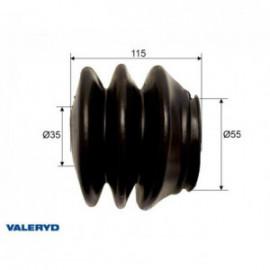 Brakestore Soufflet AL-KO - Longueur 115mm