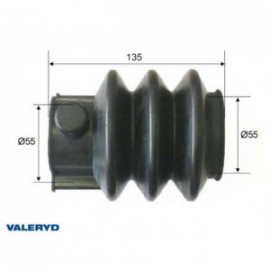 Brakestore Soufflet Knott/Avonride - Longueur 135mm